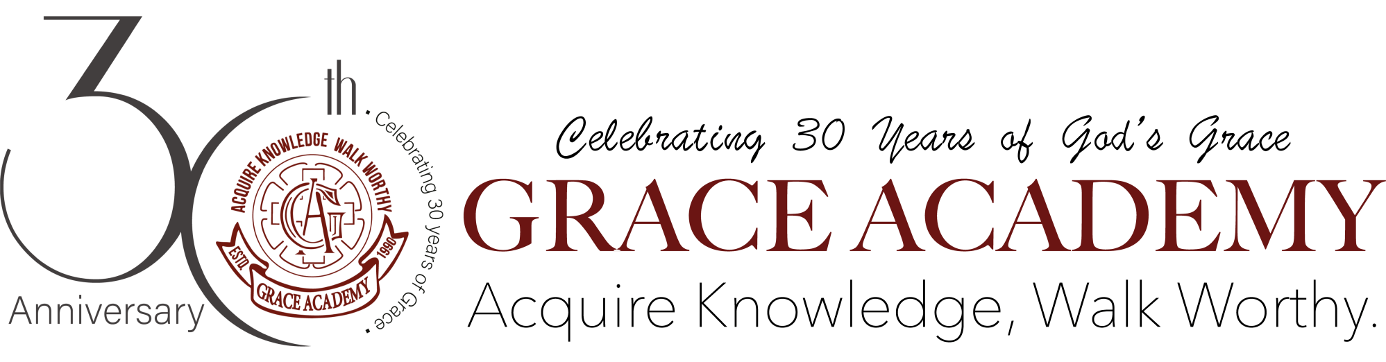 hight resolution of Grace Academy   A School With A Difference
