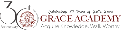 small resolution of Grace Academy   A School With A Difference