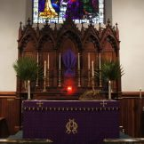Lent - Cross Covered
