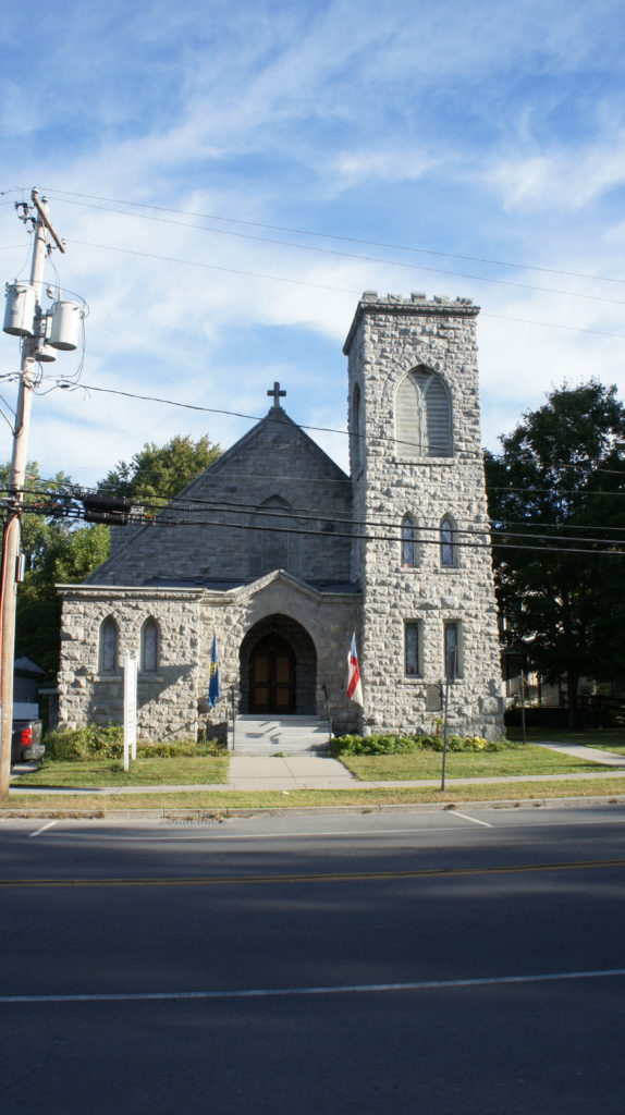 Grace Church Canton - Front View