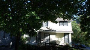 Grace Church Canton - Halfway House (Rectory)