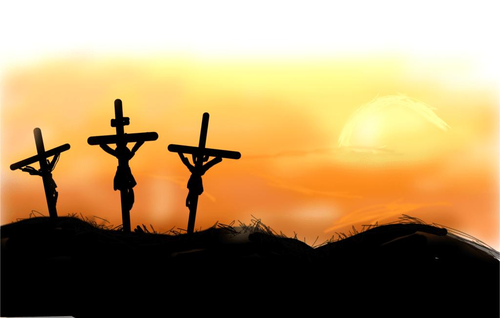 Three Crosses - Golgotha