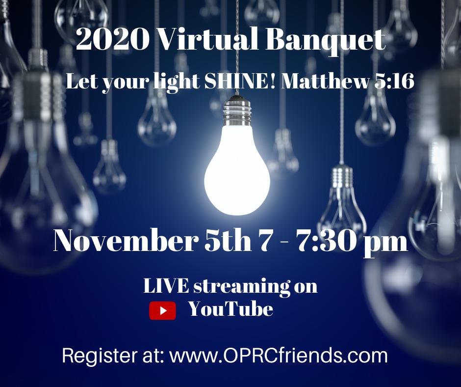 Onslow Pregnancy Resource Center Virtual Banquet