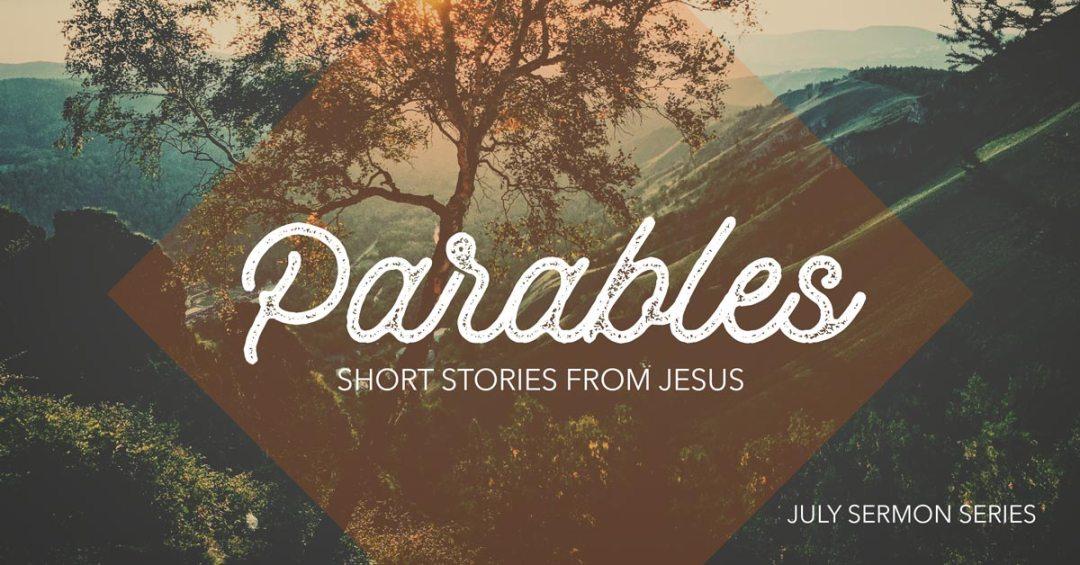 Parables Series Graphic - Sermon Series - Grace Community Church