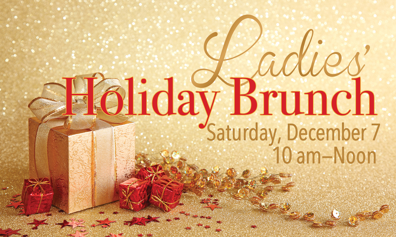 Holiday Brunch at Grace Crossing Church in The Woodlands and Conroe