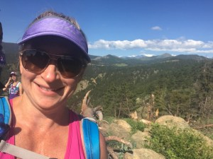 mountain exercising, retire in the mountains