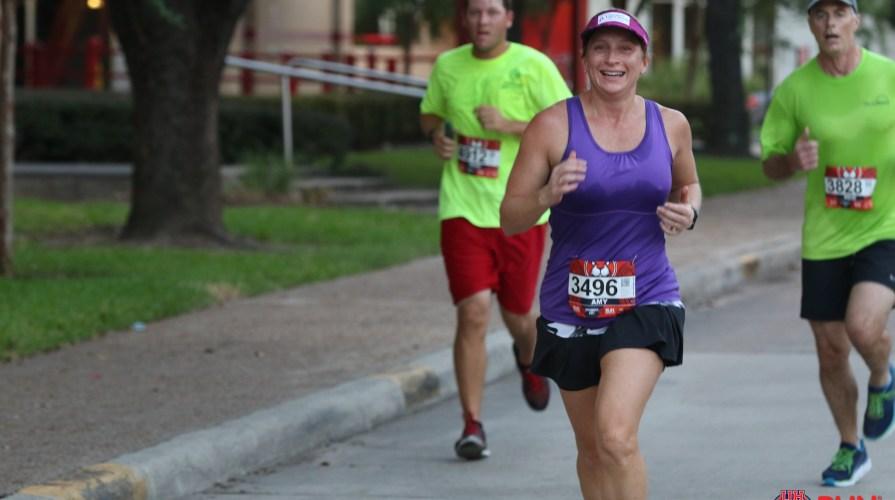 If I run on empty, I won't accomplish my goals.