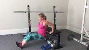 quick 8-minute balance workout at gracedhealth.com