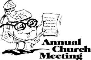 Grace Episcopal Church: Strategic Plan/Annual Report