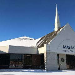 Dear Mayfair Bible Church…