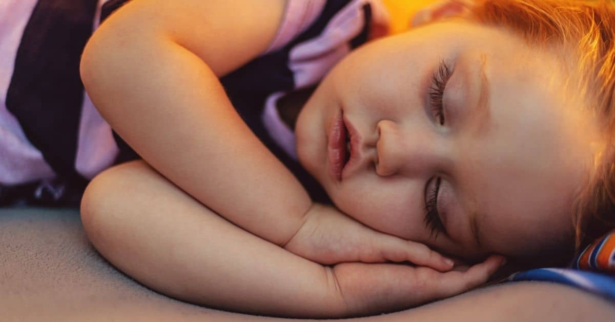 What to do When Your Child Won't Sleep and What They Really Need