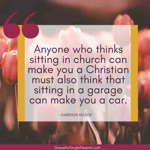 christian quotes Keillor