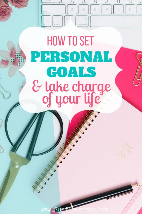 How to Set Personal Goals for Single Moms