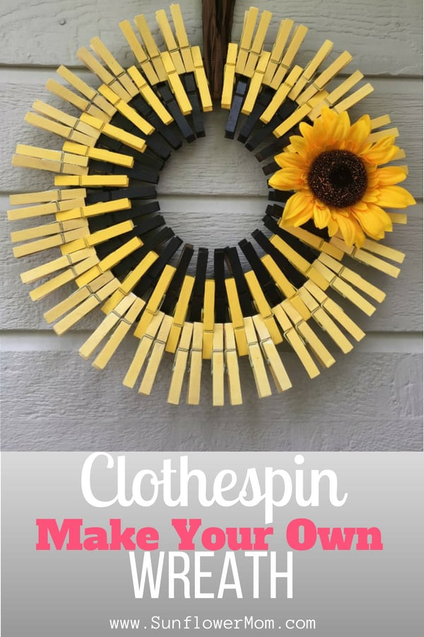 How to Make a Spring Wreath - Easy & Affordable!