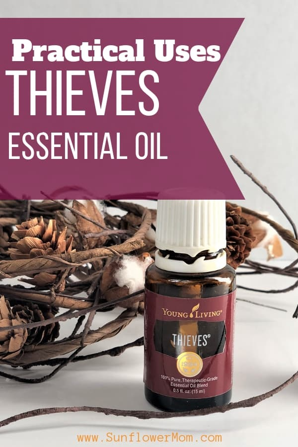 20 Practical Uses for Thieves Essential Oil