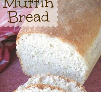 English Muffin Bread on gracefullittlehoneybee.com