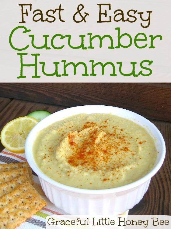 Cucumber Hummus 2