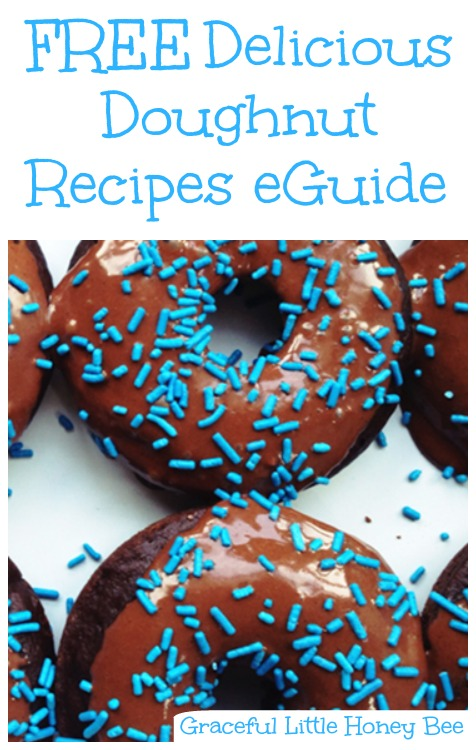 "Download a FREE 35-page eGuide entitled, ""Delicious Doughnuts You Can Make at Home"" from Craftsy. This eGuide is filled with tips, tricks and recipes for making perfect doughnuts right in your own kitchen."