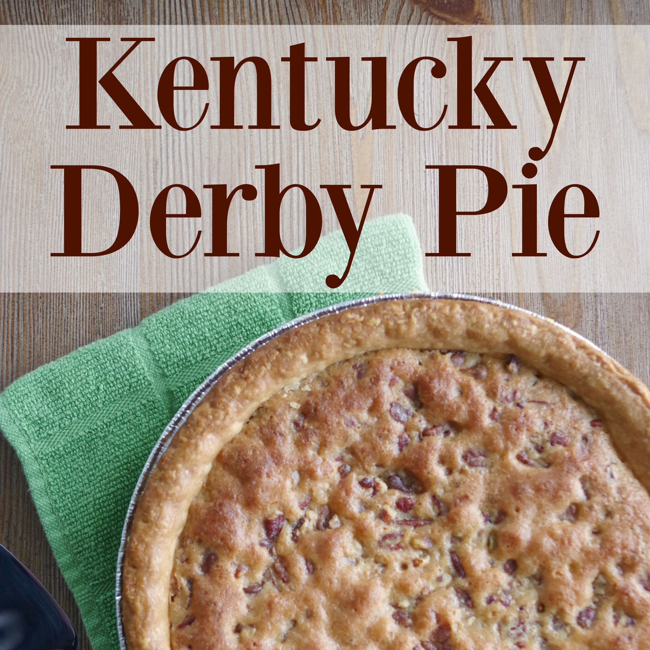 Kentucky derby pie graceful little honey bee recipe image forumfinder Image collections