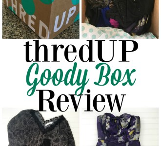 thredUP Goody Box Review (Like Stitch Fix on a Budget!)