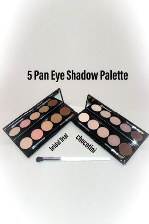 Five Pan Palettes