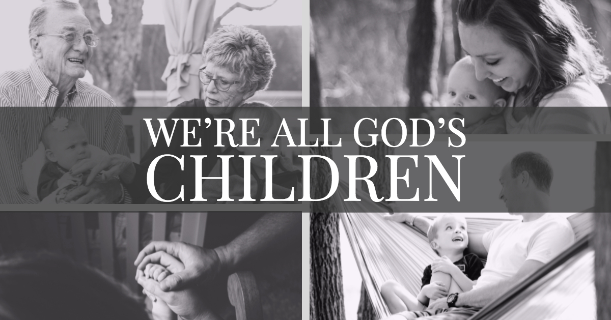 Misunderstood Day 15 We're All God's Children - Gracefully Truthful
