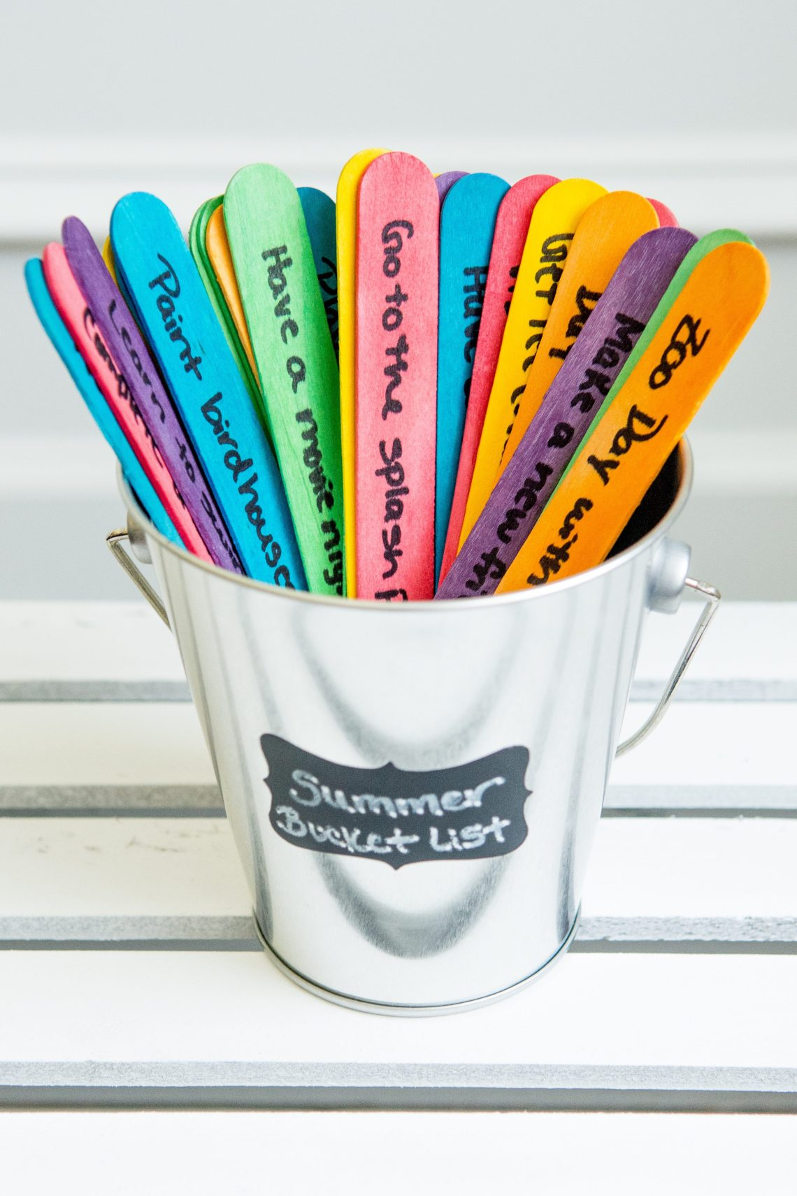 Summer Bucket List for Preschoolers - Grace, Giggles and Naptime