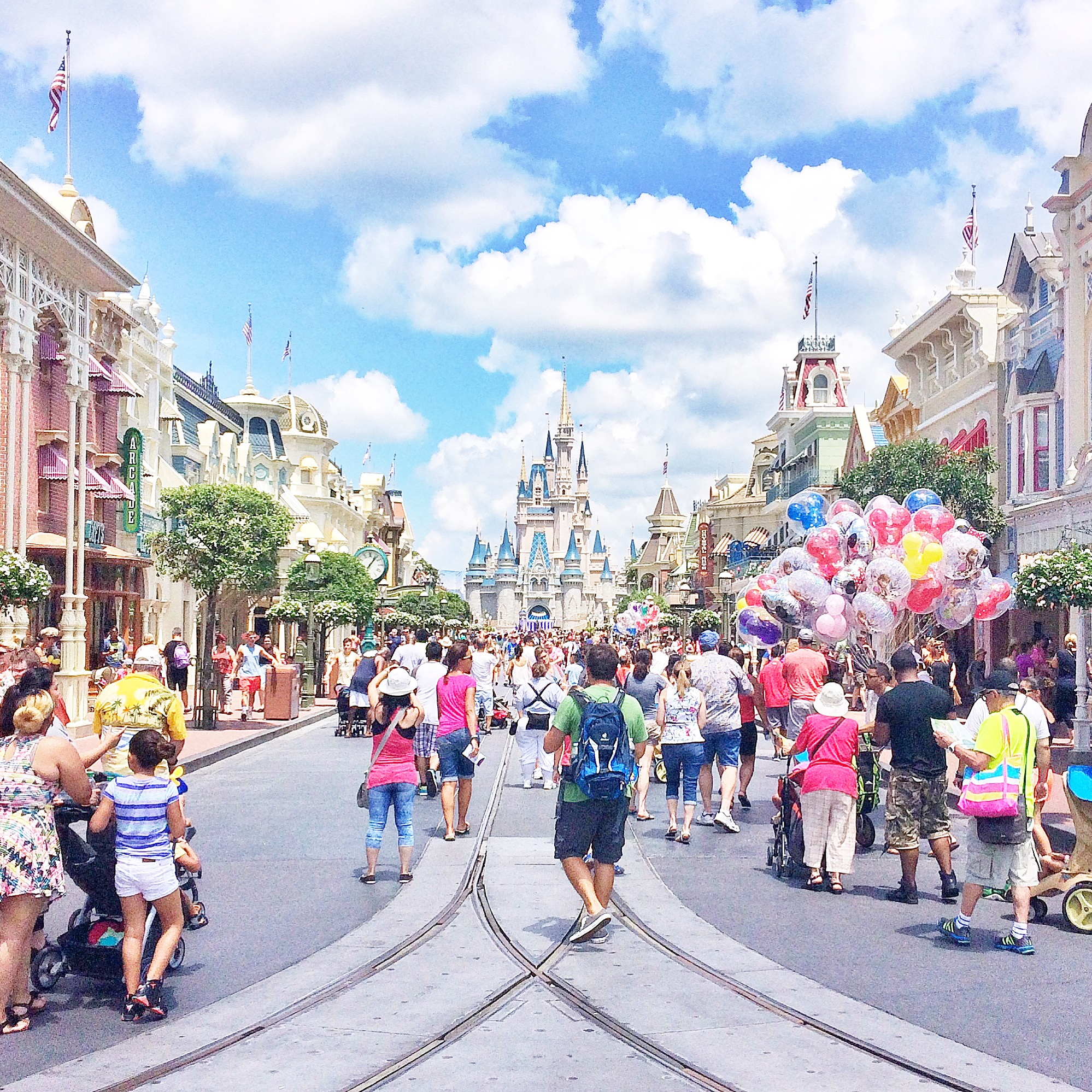 How to Do Disney World with a 3 Year Old