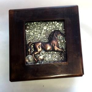 Horse Toy Box