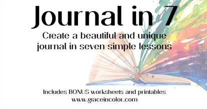 JOURNAL IN 7: CREATE A UNIQUE JOURNAL IN 7 SIMPLE STEPS