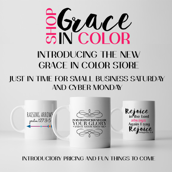 Grace in Color Shop
