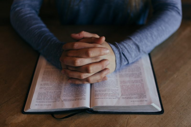Improve your Prayer Life with Scripture