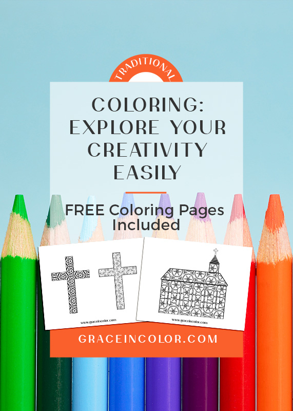 Coloring: Explore your creativity. Free Coloring Pages