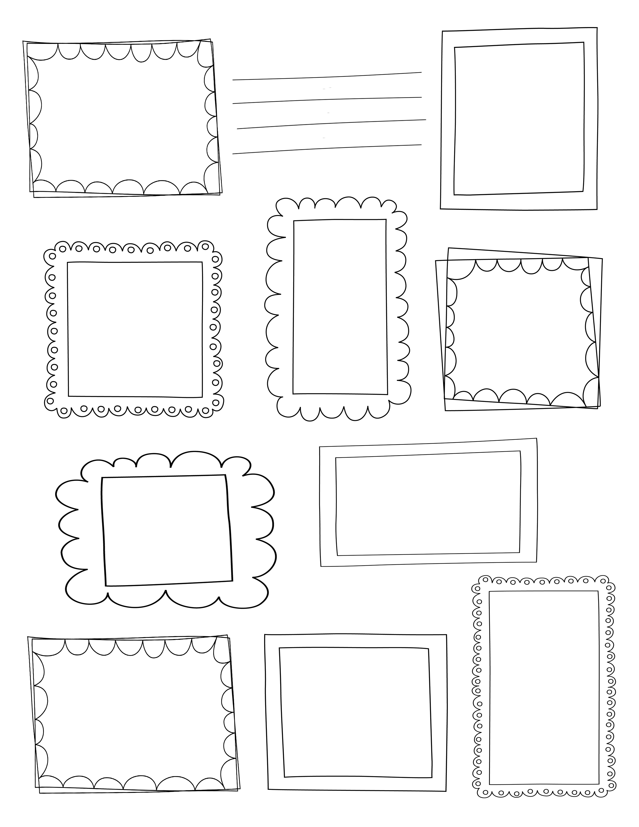 photo about Free Black and White Printable Art identified as No cost - Grace in just Colour