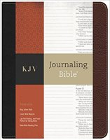 King James Version KJV Journaling Bible