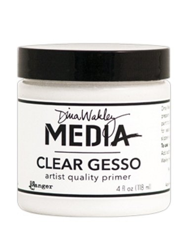 Dina Wakley Clear Gesso