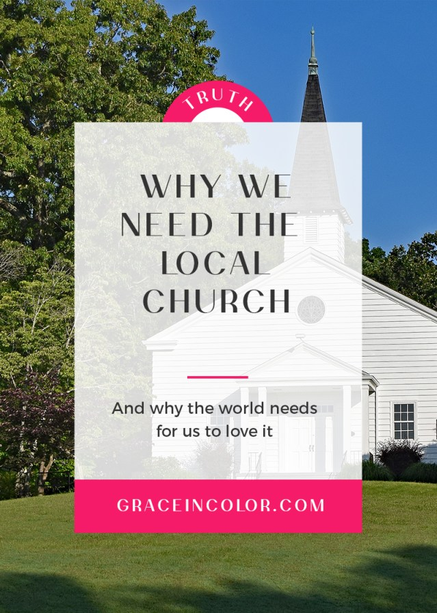 Why we need the local church