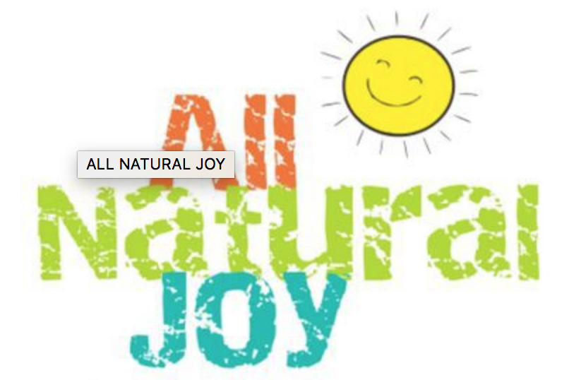 All Natural Joy