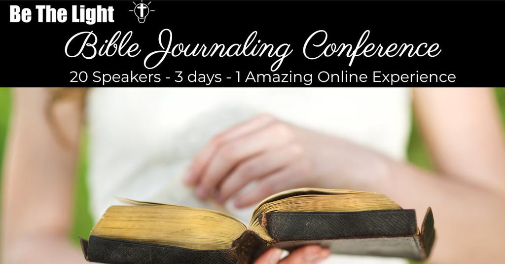 Be the Light Bible Journaling Conference