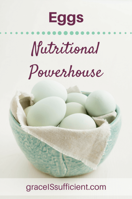 Eggs nutritional powerhouse