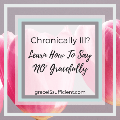 """Learn How To Say """"No"""" Gracefully"""