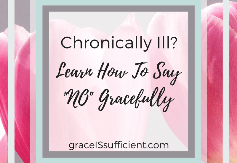 learn how to say no gracefully