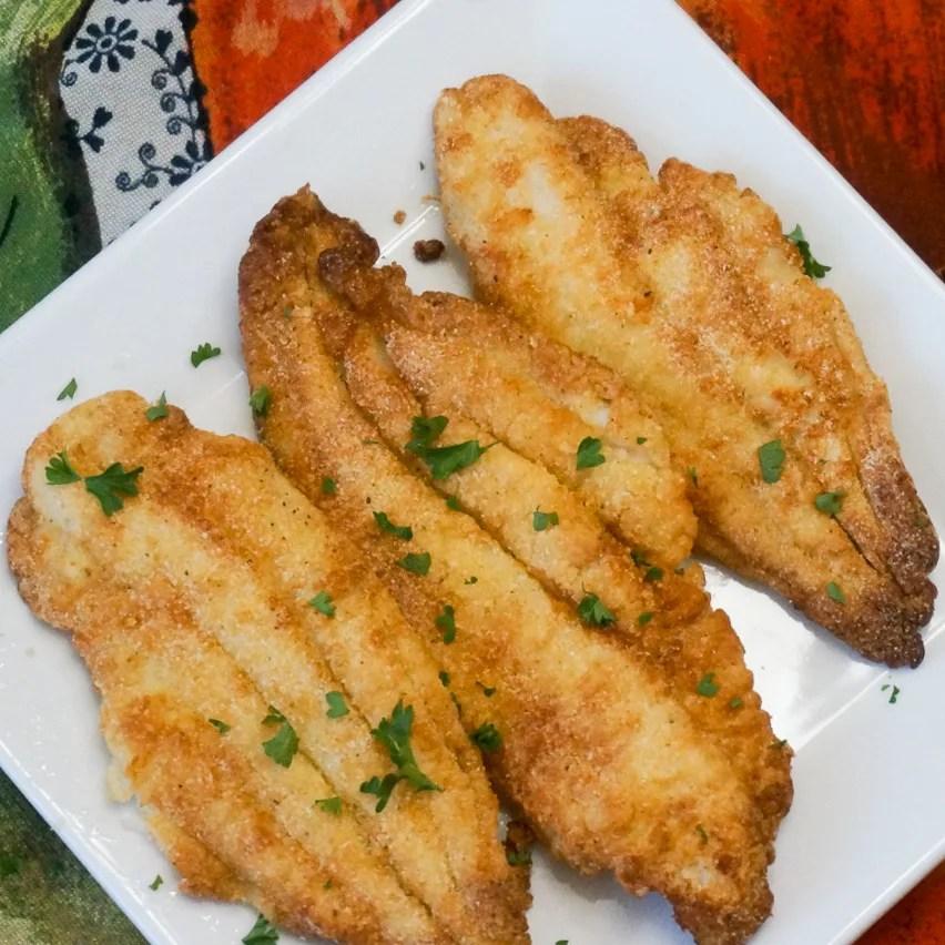 5. Air Fryer Catfish Recipe