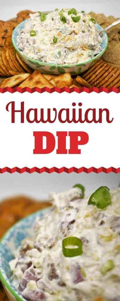 Easy Hawaiian Dip