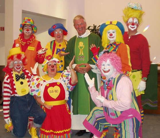 Clown Ministry Omaha