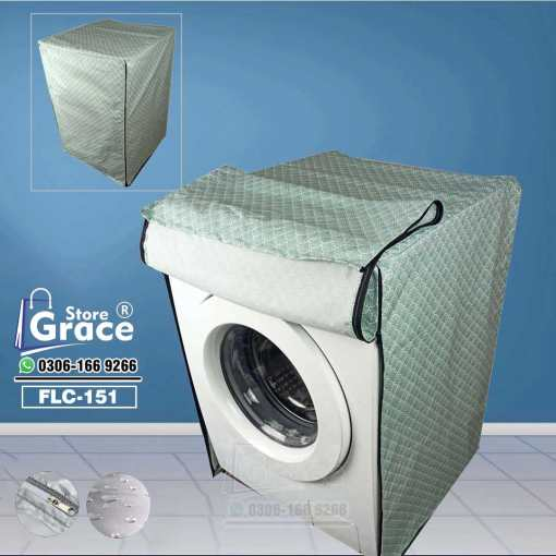 front load washing machine waterproof cover