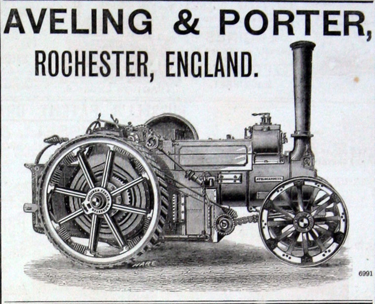 Aveling And Porter Building Strood