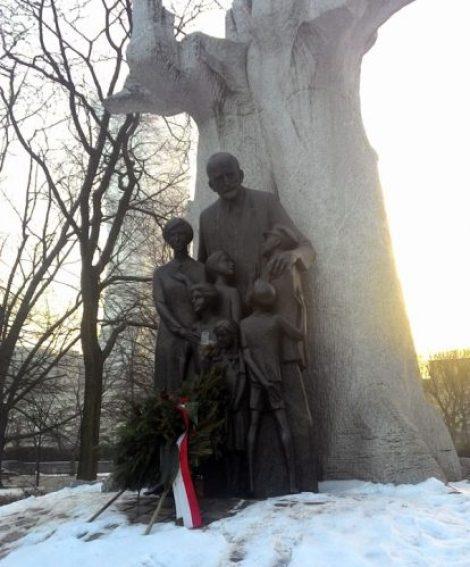 Zwiedzanie Warszawy śladami Janusza Korczaka