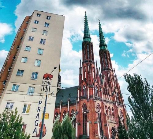 Katedra i Mural