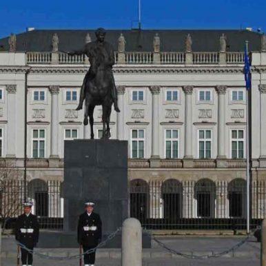 Przewodnicy Warszawa